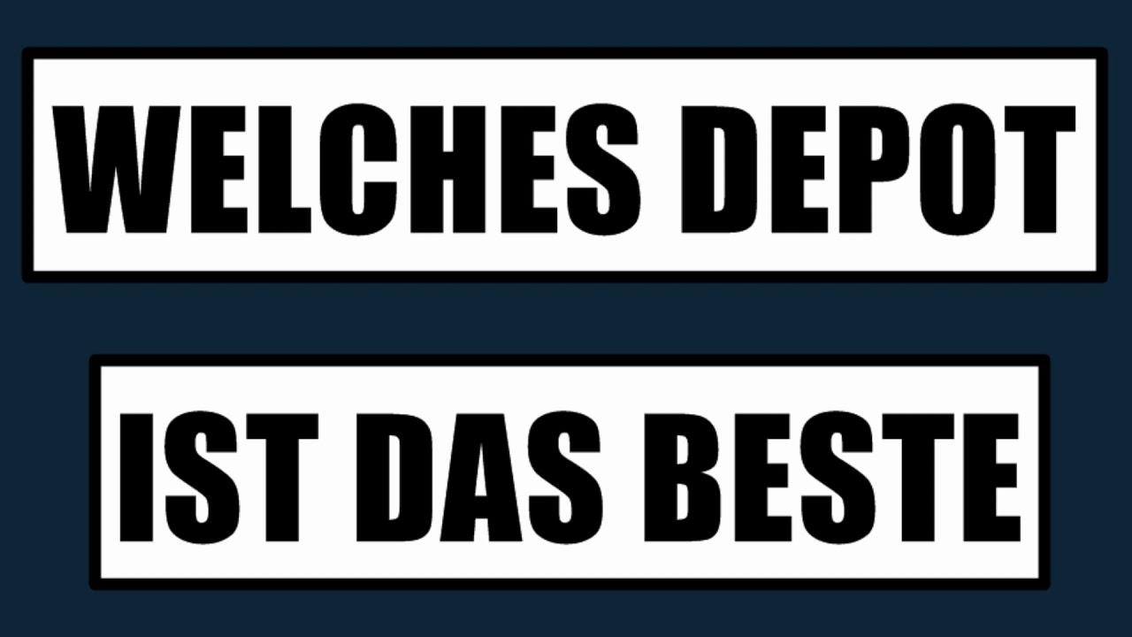 Beste Online Depots
