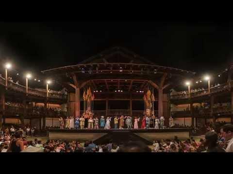 Globe Theatre Roma - Official Promo 2014