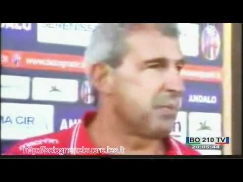 Bologna FC 1909 22/07/2011 Salvatore Bagni show ad Andalo