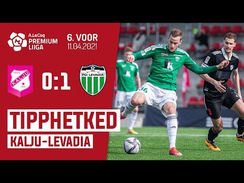 Levadia Tallinn Nomme Kalju Goals And Highlights