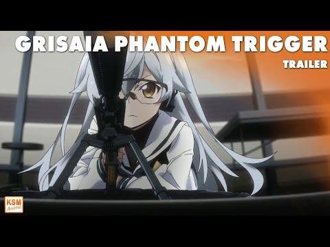 Grisaia Phantom Trigger: The Animation | TRAILER 2021