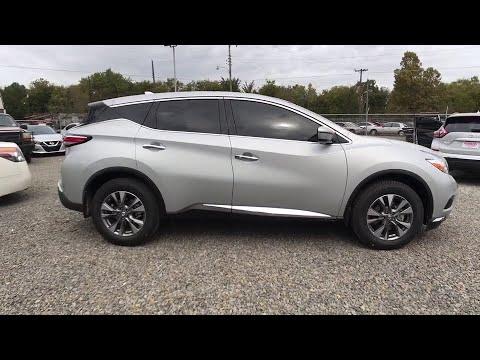 2017 Nissan Murano Pryor, Broken Arrow, Tulsa, Oklahoma City, Wichita, OK N4608