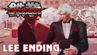 Tekken Tag Tournament 2 - 'Lee Ending' TRUE-HD QUALITY