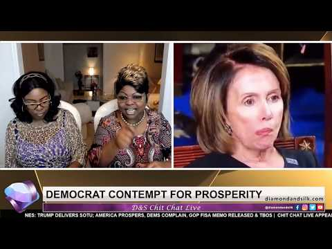 Diamond and Silk | Chit Chat Live, February 2, 2018