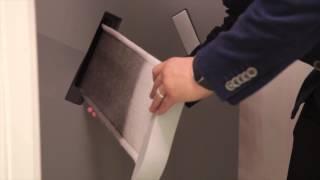 Instructie onderhoud WTW ventilatiesysteem
