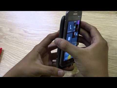 Tinhte.vn - Trên tay Samsung Ativ S chạy WP8