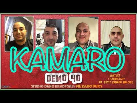 GIPSY KAMARO DEMO 40 CELY ALBUM
