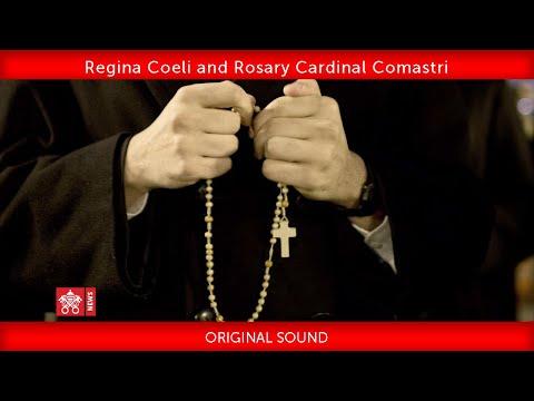 May 19 2020 Regina Coeli and Rosary Cardinal Comastri