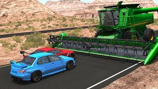Brutal Crashes #3 - BeamNG Drive