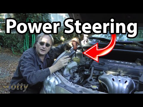 How to Fix Power Steering in Your Car (Quick)