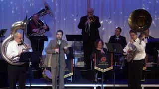 Tubas in the Moonlight: Rollie Tussing with the Working Class Tuba Quartet