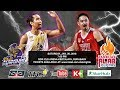 CLS Knights Indonesia vs Tanduay Alab Pilipinas   LIVE NOW   ASEAN Basketball League