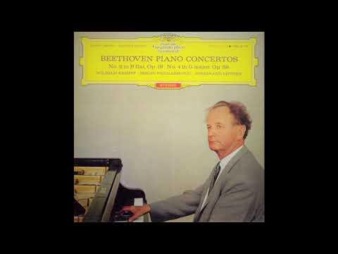 Beethoven Piano Concertos No 4 Wilhelm Kempff Berliner Philharmoniker Ferdinand Leitner