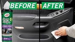 Best Car Interior Cleaner: Spray & Wipe Interior Detailer | Turtle Wax