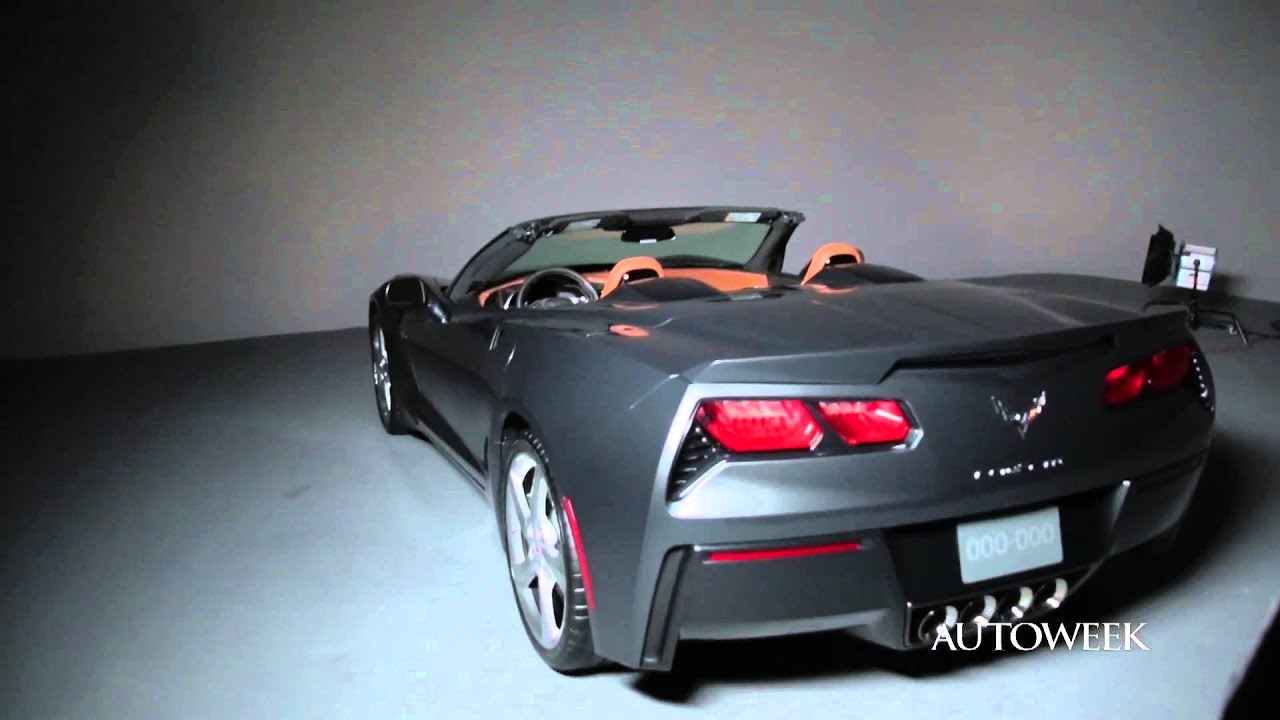 Gm Design Director Defends 2014 Corvette Stingray Tail