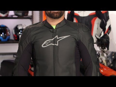 Alpinestars SP-1 Airflow Leather Jacket Review at RevZilla.com