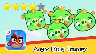 Angry Birds Journey 68 Walkthrough Fling Birds Solve Puzzles Recommend index four stars