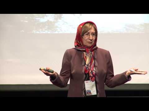 To Be Satisfied | Shahindokht Kharazmi | TEDxTUMS