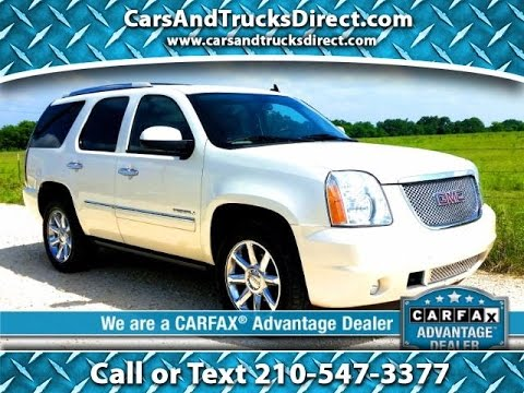 2010 Gmc Yukon Denali Review