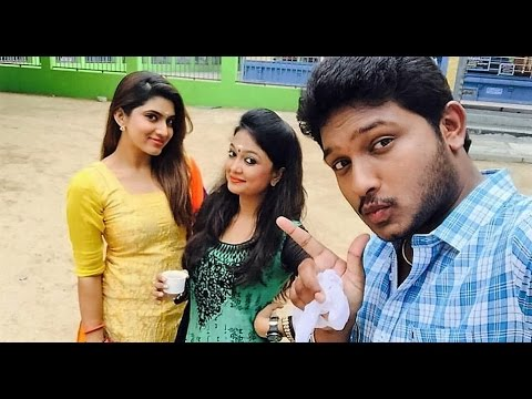 Pagal Nilavu Reel Couples Turns To Real Couples