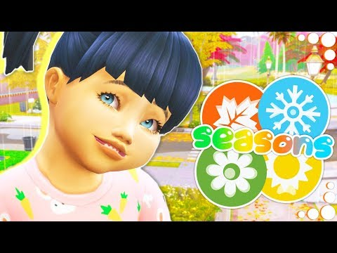 SHE'S ALMOST GROWN UP? // THE SIMS 4 | SEASONS #19 thumbnail