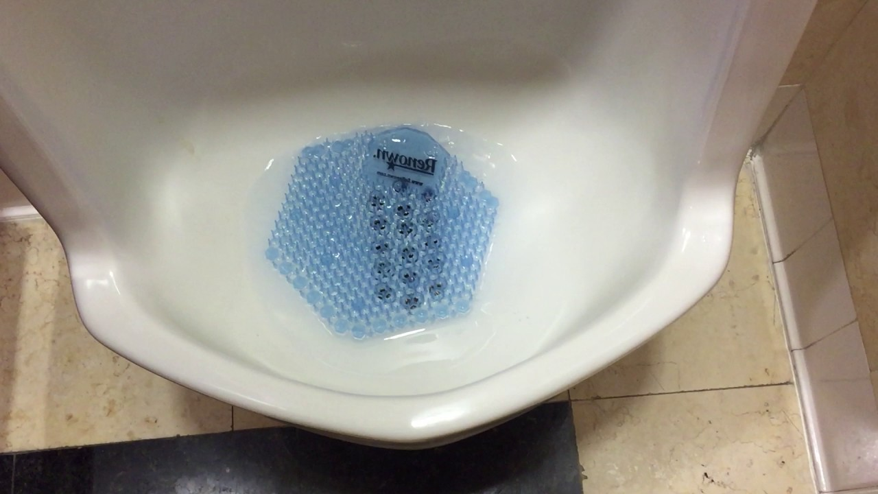 5180: Yet Another Different ProFlo Urinal - YouTube