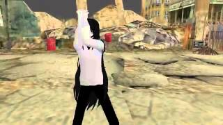 Jeff The Killer  Horrorcore Rap Anthem  MMD    YouTube