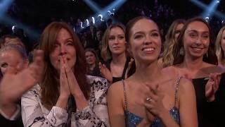 Billie Eilish Wins Album Of The Year | 2020 GRAMMYs Acceptance Speech