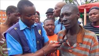 South Africa following Zimbabwe into ruin