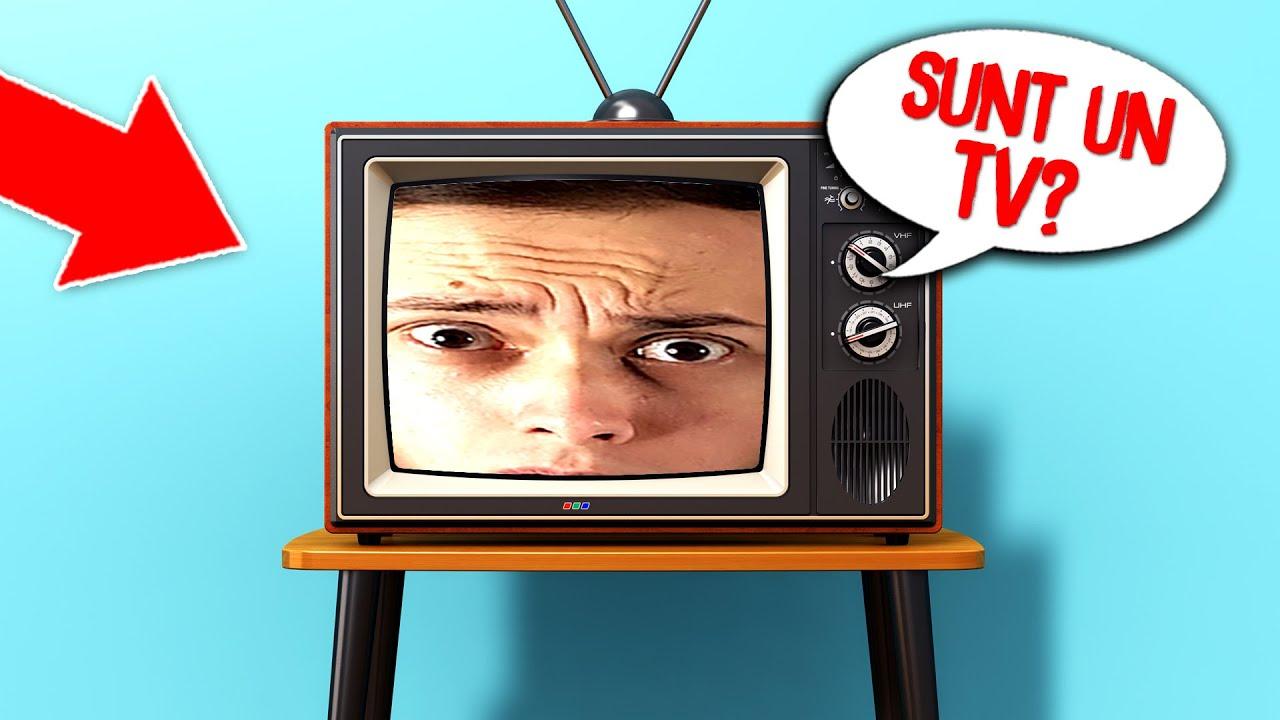 VIATA unui TV! Ce face ?