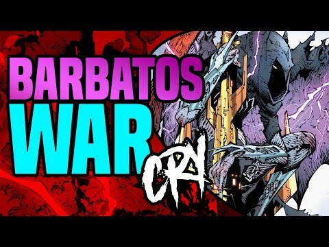 Dark Nights Metal: Barbatos Final Battle Cry