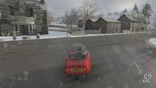 Forza Horizon 4 - 1965 Peel Trident Gameplay