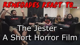 Renegades React to... The Jester - A Short Horror Film