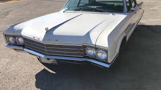 1966 Buick Electra walk around