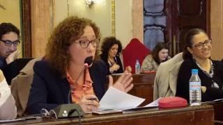 Pleno febrero 2017 - Defensa moción pensiones