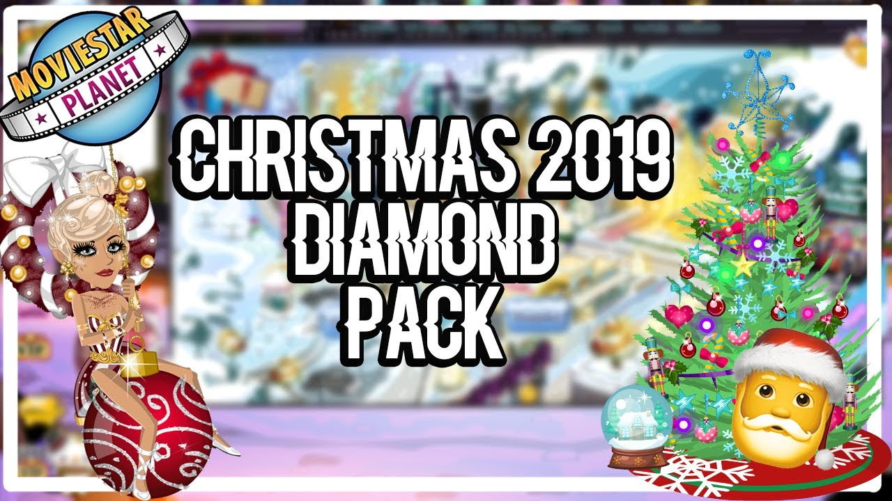 Christmas Diamond Pack Msp 2020 MSP CHRISTMAS 2019 DIAMOND PACK!   YouTube