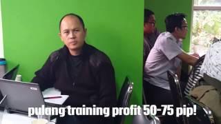 Belajar Forex Gold Trading 22 Feb '16