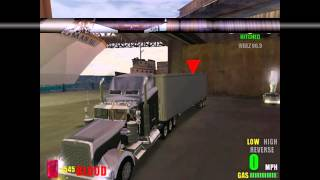 Rebel Trucker PC 2003 Gameplay