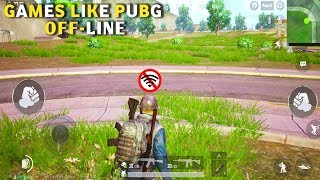 Top 10 Best Offline Games Like Pubg For Android\ios 2019  Offline Battle Royale Ios