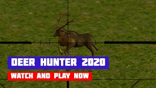 Deer Hunter 2020 · Game · Gameplay
