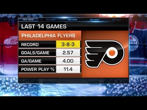 NHL Now:  Flyers Fire Dave Hakstol:  Sam Carchidi discusses Flyers` coaching shakeup  Dec 17,  2018