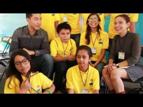 Reportaje del periódico CORREO: Encuentro Infantil y Juvenil del Conocimiento 2016