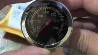 видео Термометр для коптильни