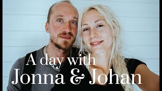 vlog: A day in life with Jonna & Johan