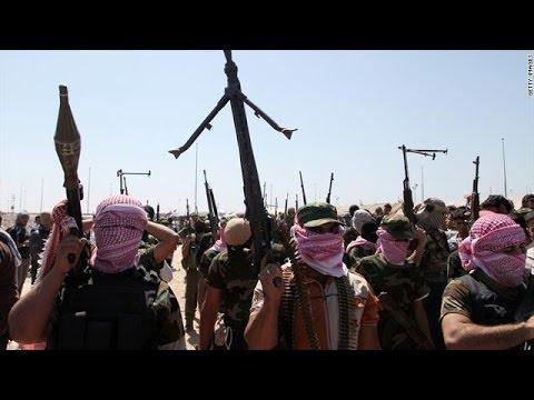 """داعش تدعو أهالي الرقة لمبايعة البغدادي بعد إعلان """"الخلافة"""" - أخبار الآن"""