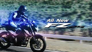 YAMAHA FZ25 Technology Video