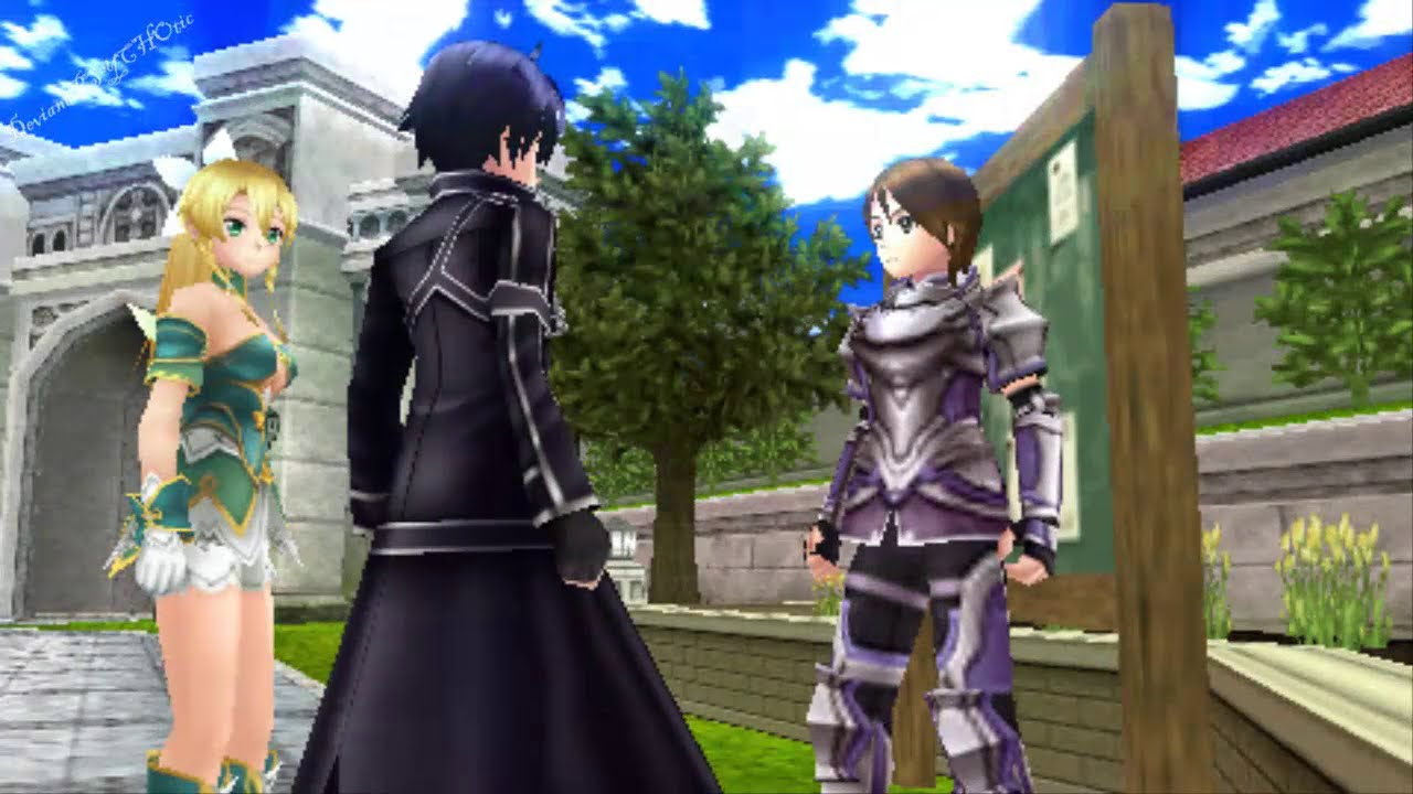 Art Sword Online Game Free
