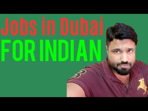 Jobs in Dubai  For Indian ☆☆ Success Story ☆☆ Azhar Vlogs