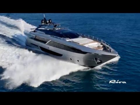 Luxury Yacht - The Riva Fleet