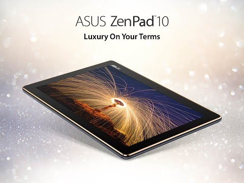 Asus unveils one new 8-inch and two new 10-inch ZenPad tablets